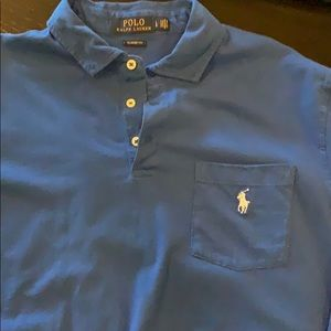 Polo by Ralph Lauren Blue polo!